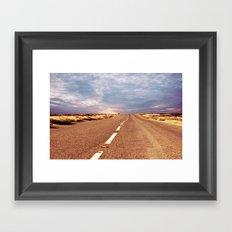 Summer Country Framed Art Print