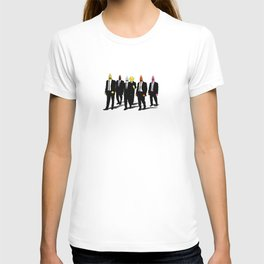 Reservoir Crayons T-shirt