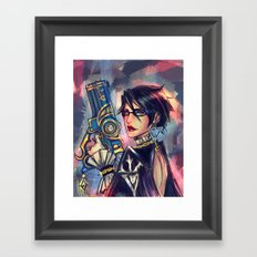 The Fun's Just Getting Started Framed Art Print