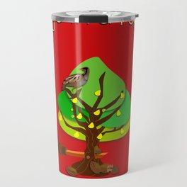 12 Days Of Christmas Nutcracker Theme: Day 1 Travel Mug