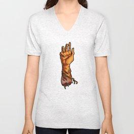 The Severed Hand Unisex V-Neck