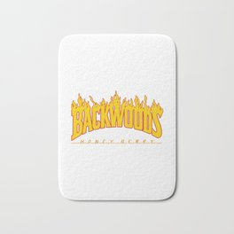Backwoods Bath Mat