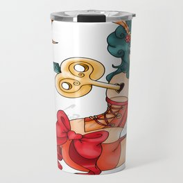 Dream-Emporium Doll Travel Mug