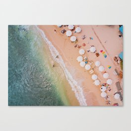 Badung Beach II Canvas Print