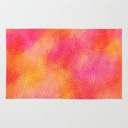 Watercolor Shock Rug