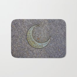Crescent Bath Mat