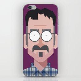Comics of Comedy: Marc Maron iPhone Skin