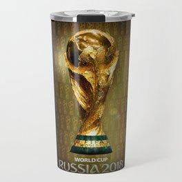 Cup I 2018 - Photomontage - Photoshop + AI +AE Travel Mug