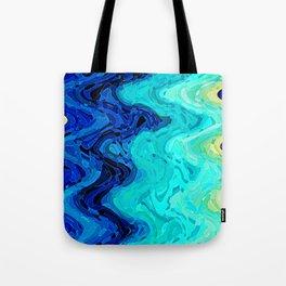 OCEAN MOOD Tote Bag
