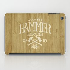 HAMMER BROTHERS iPad Case