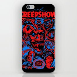Do You Have The Creeps iPhone Skin