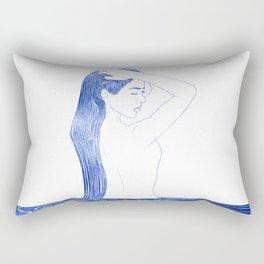 Nereid VII Rectangular Pillow