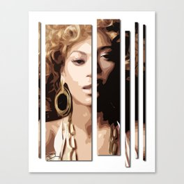 Knowles Canvas Print