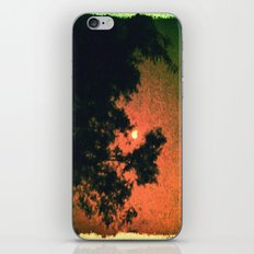 Come Evening iPhone & iPod Skin