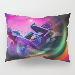 Our world is a magic - Time Tunnel 2 Pillow Sham