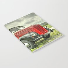 Morris Commercial Pickup Notebook