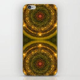 Happiness Mandala iPhone Skin