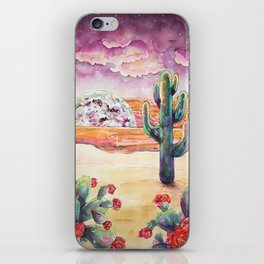 Desert Dream iPhone Skin