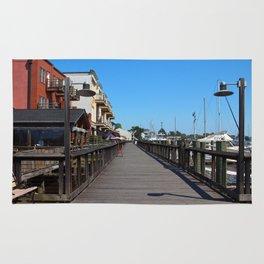 Harborwalk View Rug