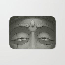 Buddha III Bath Mat