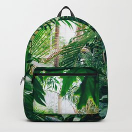 Greenery Jungle (Color) Backpack