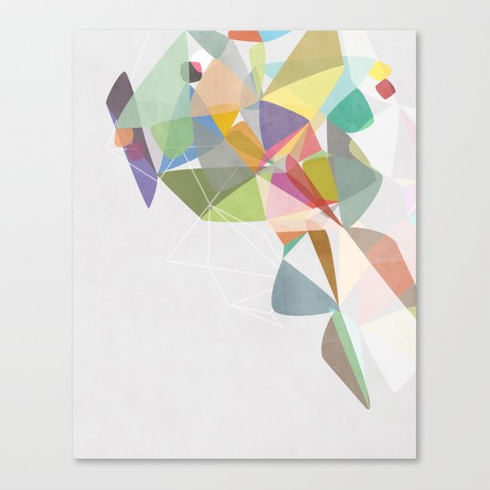 Graphic 201 Canvas Print