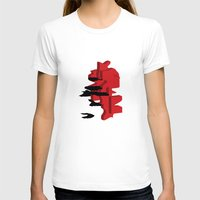 japan T-shirts featuring JAPAN by Joe Pansa