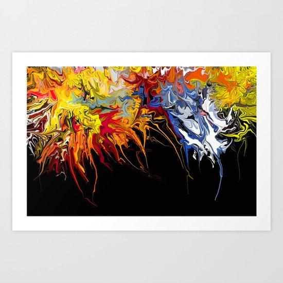 No.16 Art Print