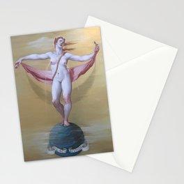 LAC MUNDI - THE MILK OF THE WORLD Stationery Cards