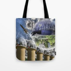 Modern living. Tote Bag