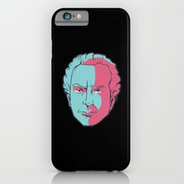 Immanuel Kant german philosopher modern philosophy iPhone Case