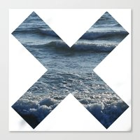 the xx Canvas Prints featuring XX by Tommaso Proietti
