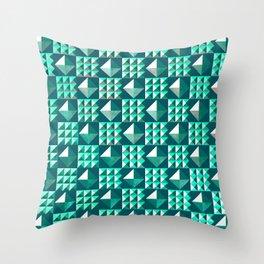 Pyramyds Throw Pillow