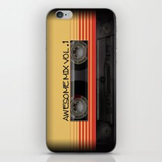 Awesome Mix Vol. 1 iPhone & iPod Skin