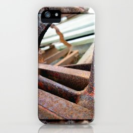 Barefoot iPhone Case