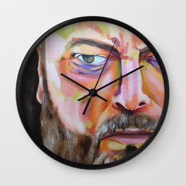 Ron Wall Clock