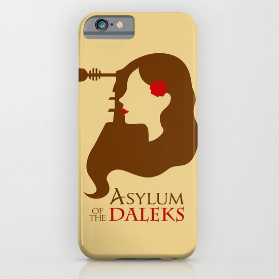 Asylum of the Daleks iPhone & iPod Case