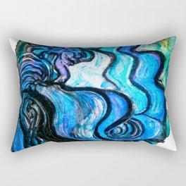 Pastel 2001 Rectangular Pillow