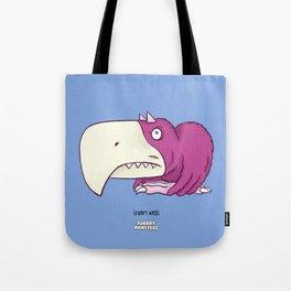 Grumpy Wings Tote Bag