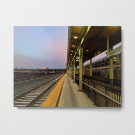 Focal Point Metal Print