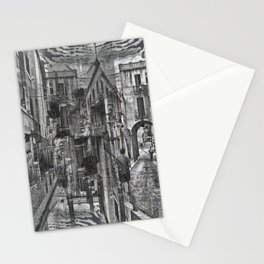 rerouted as recommendations and redefined as needs Stationery Cards