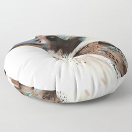 Kookaburra Floor Pillow