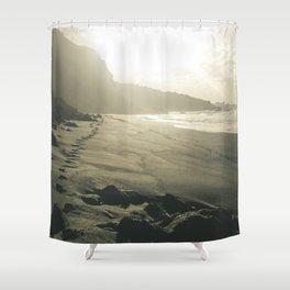 Beach Way - life on the beach Shower Curtain