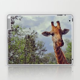 Closer, closer, how about now? Laptop & iPad Skin