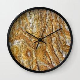 Granite Pattern 23 Wall Clock