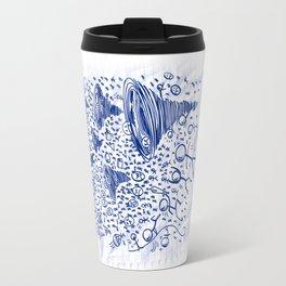 Crisis on Infinite Notebooks Travel Mug