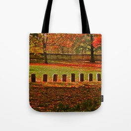 """Unknown"" Union Soldiers Tote Bag"
