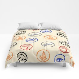 The factions Comforters