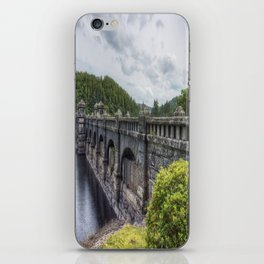 Lake Vyrnwy Dam iPhone Skin