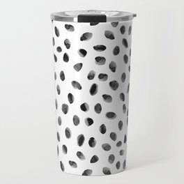 A Modern Dot Travel Mug